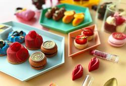 Delectable pastries and desserts for an elegant afternoon tea