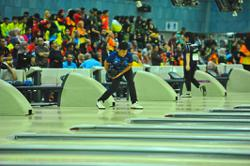 Azriq out to wow the world with unorthodox bowling style