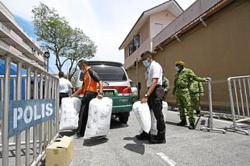 Penang Remand Prison running out of PPE