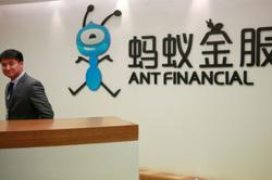 A gigantic US$35bil dual listing for Ant