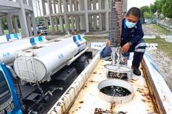 Police investigating odour pollution in Sungai Selangor