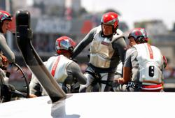Sailing: Italians launch America's Cup yacht, all teams now testing