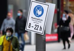 Germany's confirmed coronavirus cases rise by 6,868 to 373,167 - RKI