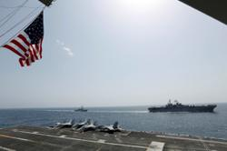 Japan, India, Australia and US to hold joint naval exercise