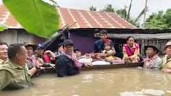 Cambodia: More flood havoc as over 37,000 evacuated and death toll rises to 25