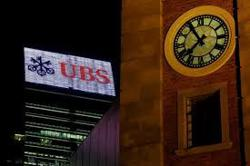 UBS posts doubling of 3Q profit in Ermotti's swan song