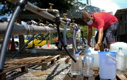 Water supply restored in six of seven Selangor districts