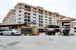 Home owners at Klang apartment block worry about Nepali workers quarantined there