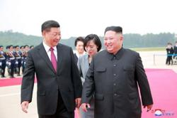As Covid-19 stabilises in South Korea, arch-rivals North vows to further develop ties with China