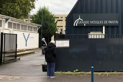 France shuts Paris mosque in crackdown after teacher's beheading