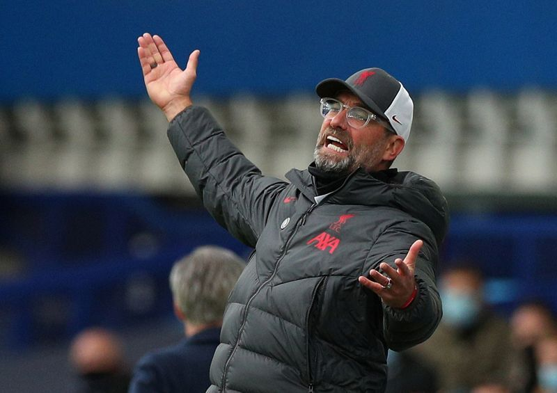 Tetchy Klopp says Liverpool will cope without Van Dijk