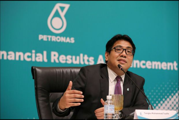 Petroliam Nasional Bhd president and CEO Tengku Muhammad Taufik Tengku Aziz (file pic)said sustainability was not just good business, it was actually good for business.