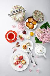 Afternoon tea in celebration of breast cancer awareness month