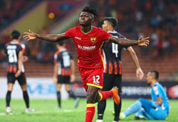 Olusegun believes Selangor capable of doing a double