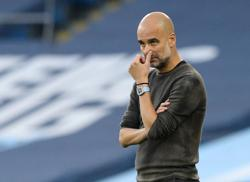 Guardiola takes blame for City's Champions League troubles