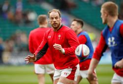 Wales captain Jones on cusp of equalling test cap record