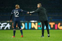 Less euphoria for United's Solskjaer after PSG win