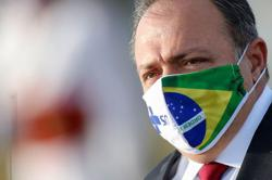 Brazil health minister ill with suspected case of COVID-19