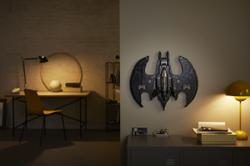 Fancy building a Batwing that you can hang on the wall?