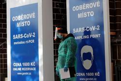 Czech Republic reports 11,984 new coronavirus cases, highest daily tally