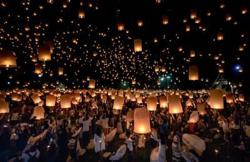 Flights in northern Thailand to be rescheduled during lantern festival