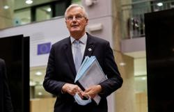 EU's Barnier says trade deal with UK 'within reach'