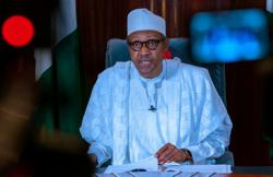 Nigerian president appeals for calm after soldiers fire at protesters