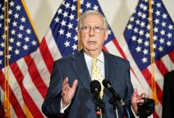Battle over coronavirus relief intensifies ahead of U.S. election