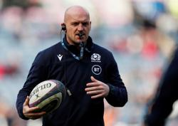 Scotland hand first cap to winger Van der Merwe