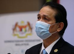 Covid-19: Eight new clusters detected Tuesday (Oct 21), says Health DG