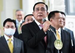 Prayut says he's preparing to lift emergency measures in Bangkok