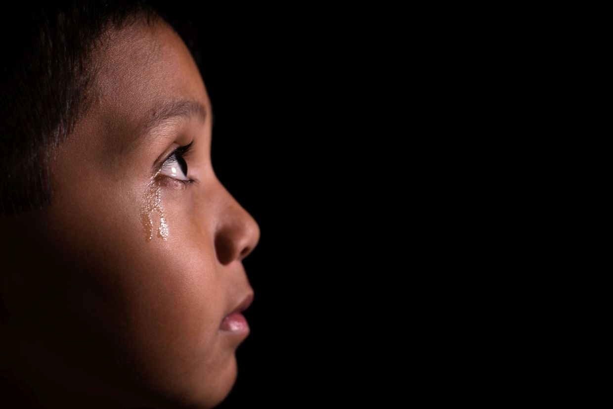 Shocking stats: One in 10 children are sexually abused by the age of 18. - 123rf.com
