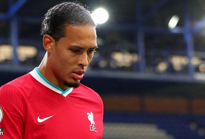 Pickford criticism for Van Dijk injury is over the top, says Everton's Ancelotti