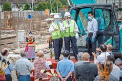 New headquarters set for Dayak community