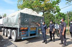 Overloaded lorries rampant in Johor