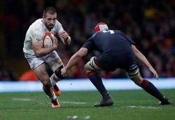 Rugby: Georgia overhaul team for test against Scotland