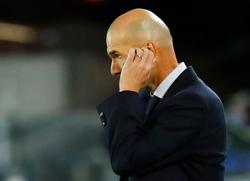 Zidane worried by Madrid's drop in confidence after Shakhtar shocker