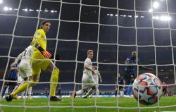 Lukaku rescues late draw for Inter at home to Gladbach