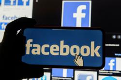 Spammers and scammers using US election to turn profit online, Facebook says