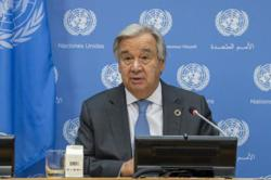 UN chief voices concern over geopolitical competition in and beyond Asean region