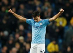 Man City keen to extend defender Garcia's contract: Guardiola