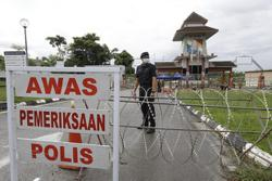 Covid-19: 'Ghost town' feel around Seberang Prai prison