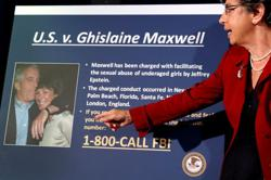 Documents Ghislaine Maxwell fought to keep secret slated for release Thursday
