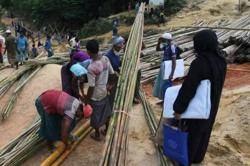 UK gives US$63mil for Rohingya refugees at UN aid meeting
