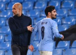 City squad being pushed to the limit, says Guendogan