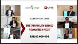 Sarawak Energy gets RM100m sustainability loan from CIMB Bank