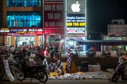 Apple's shifting supply chain creates boomtowns in rural Vietnam