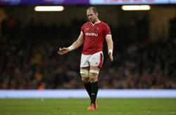 Wales skipper Alun Wyn Jones to equal world record against France