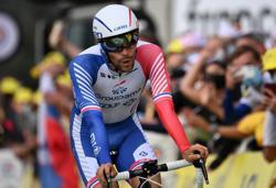 Pinot abandons Vuelta before stage three