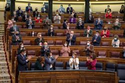 Spanish parliament overwhelmingly rejects far-right's no-confidence motion
